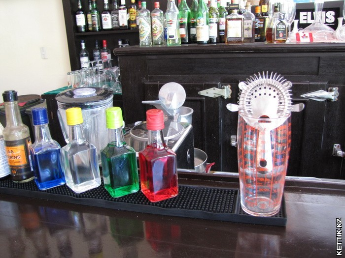 Коктейль бар