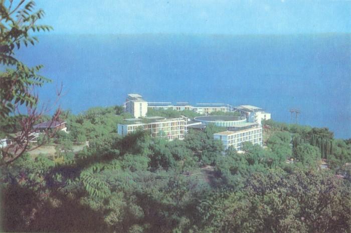 Пансионат Донбасс