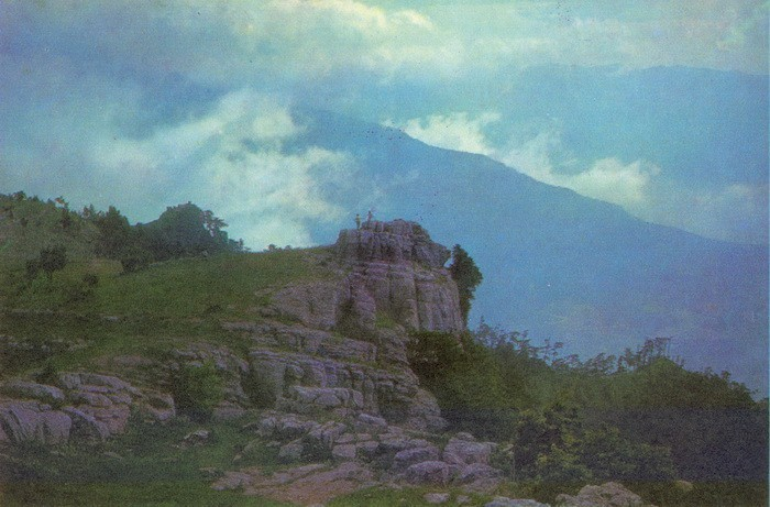 В горах Крыма