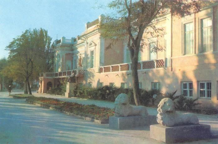 Галерея Феодосия