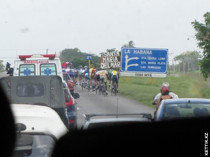 Велогонка Варадеро-Гавана