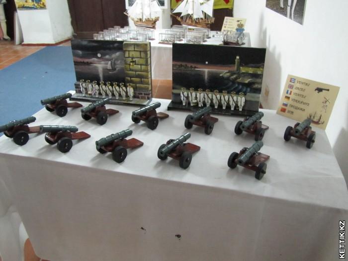 Игрушечные пушки