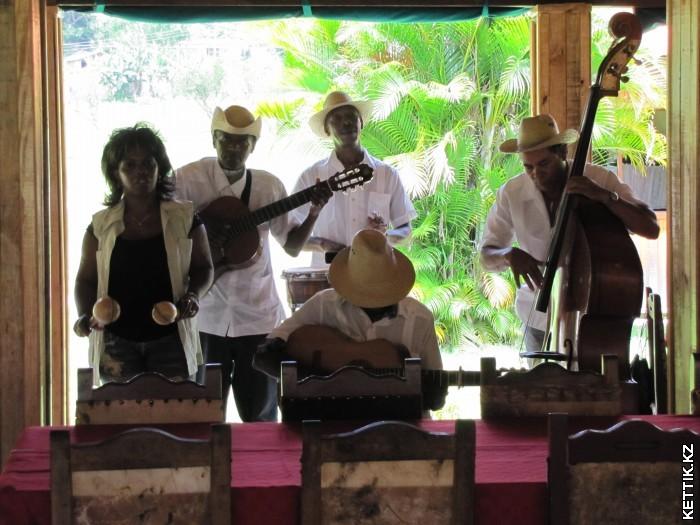Кубинский оркестр