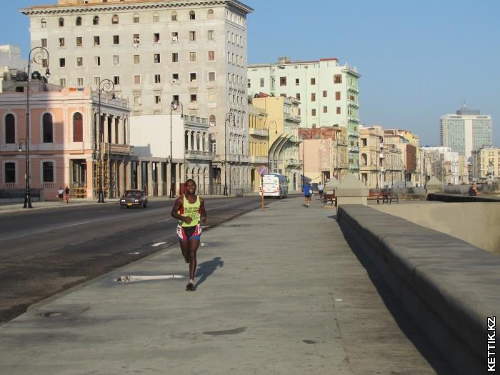 Легкая атлетика в Гаване