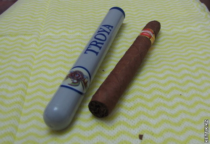 Сигара Троя