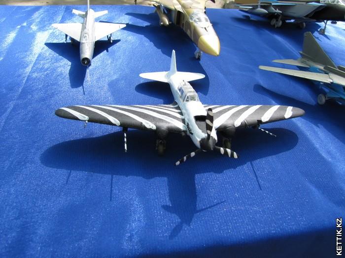 Модель самолета