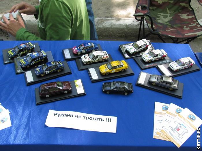 Модели Subaru