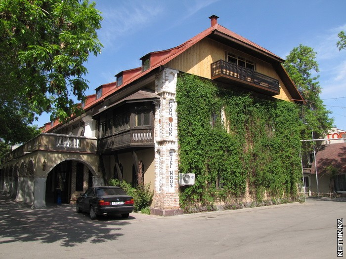 Ресторан Бочонок