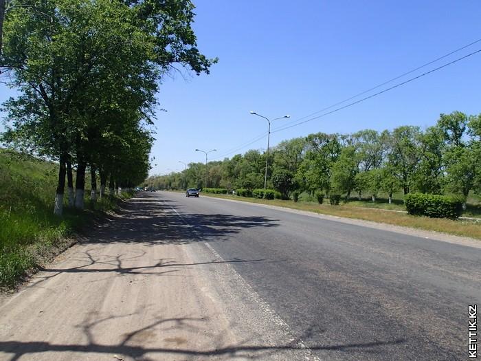 Ташкентская трасса
