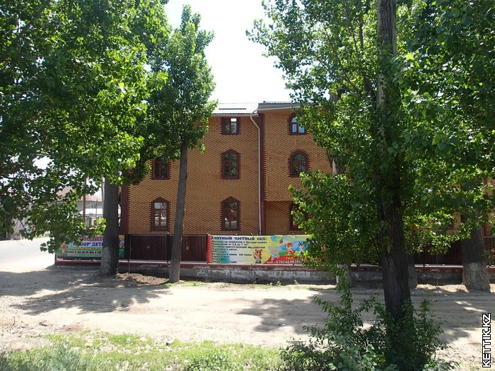 Элитный детский сад