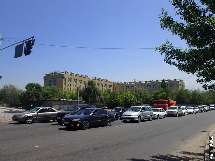 Калкаманская больница
