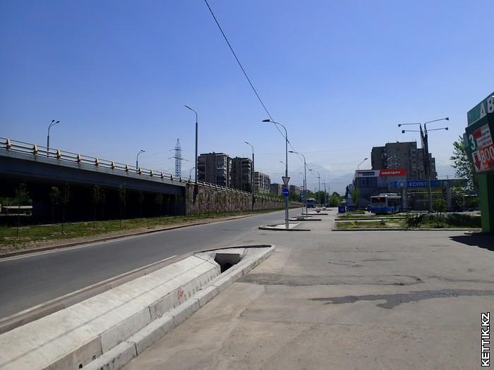 Мост на Момышулы