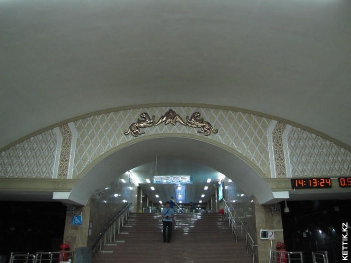 Станция Раимбек батыра