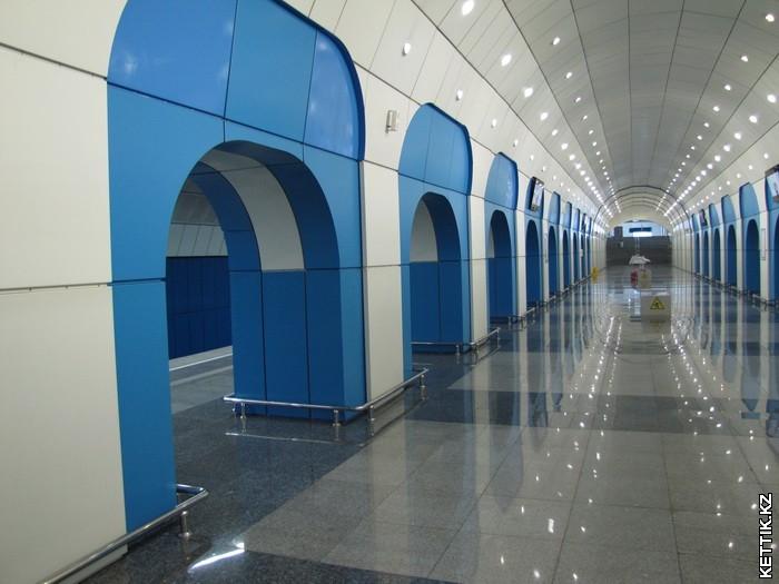 Станция Байконыр