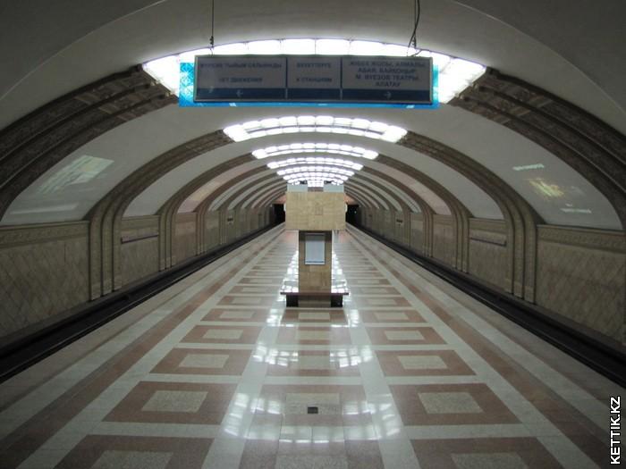 Станция Раимбек