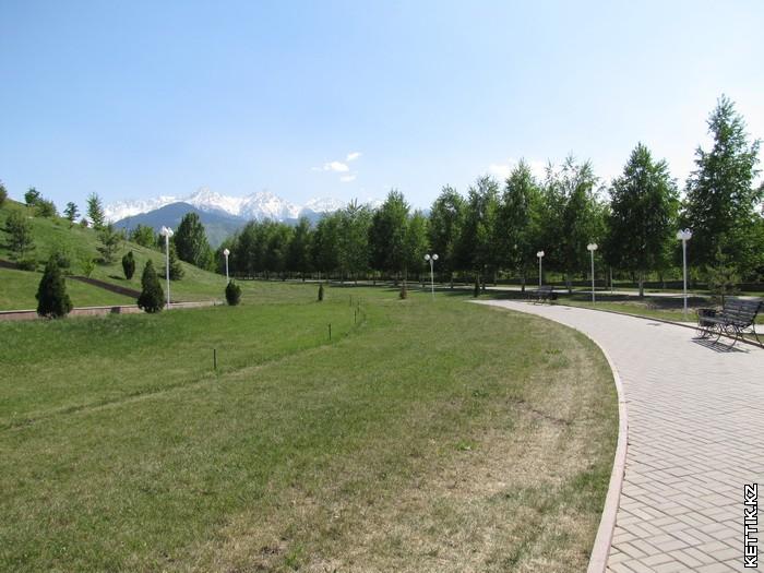 Парк Первого президента