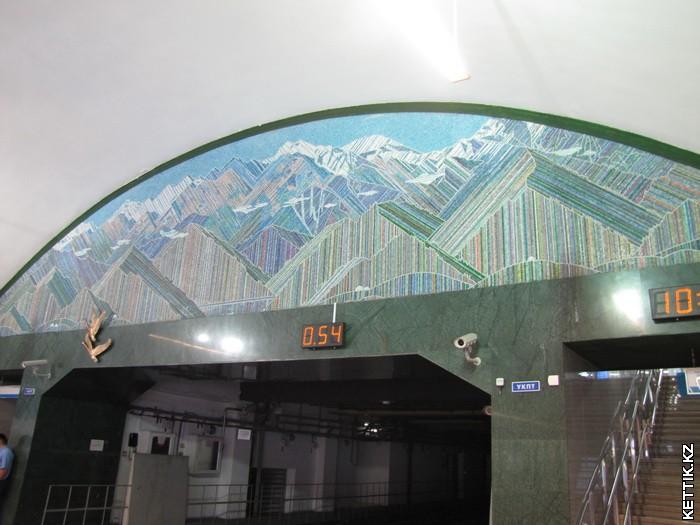 Мозаика Алатау