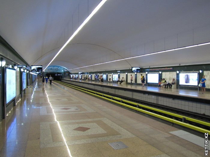 Станция Алатау