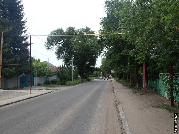 Улица Каскелена