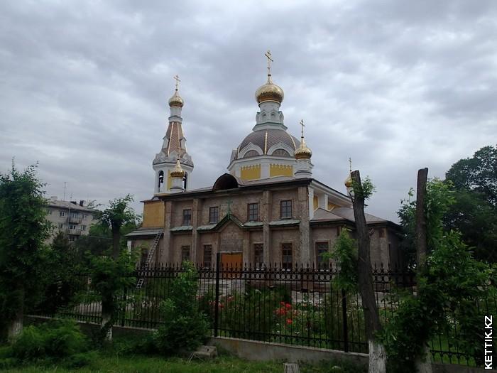 Каскеленская церковь
