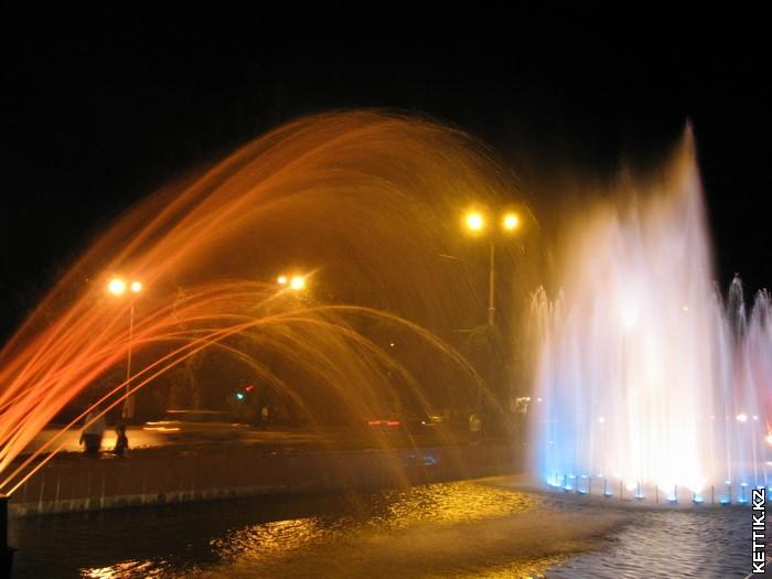 Старый фонтан