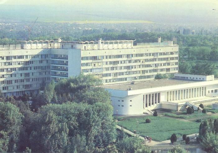 Санаторий им. М. И. Калинина