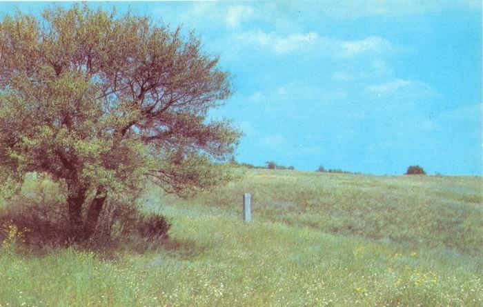 Западная часть острова