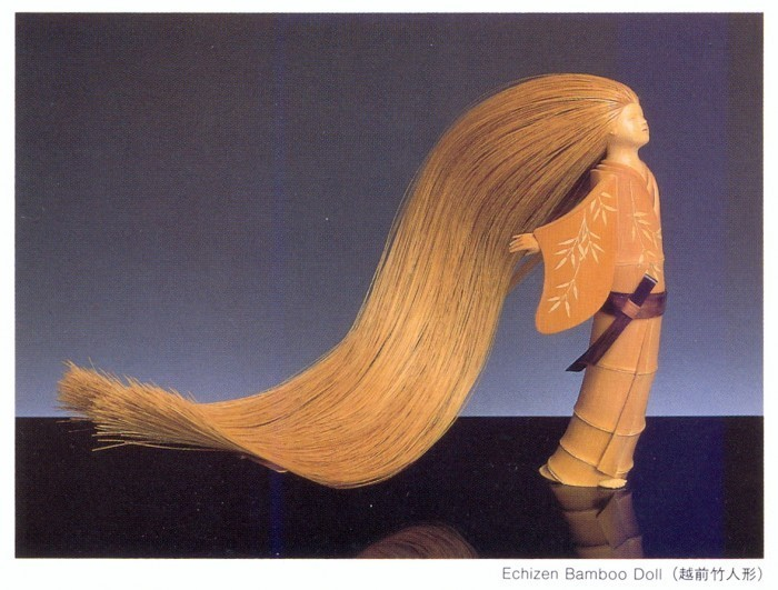 Бамбуковая кукла