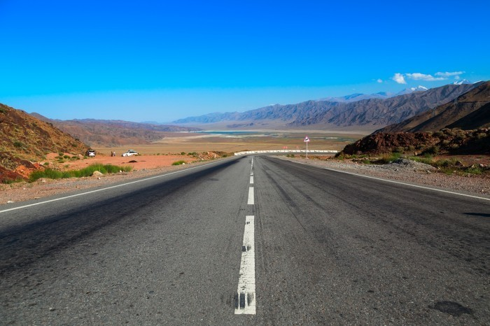Дорога Казахстан