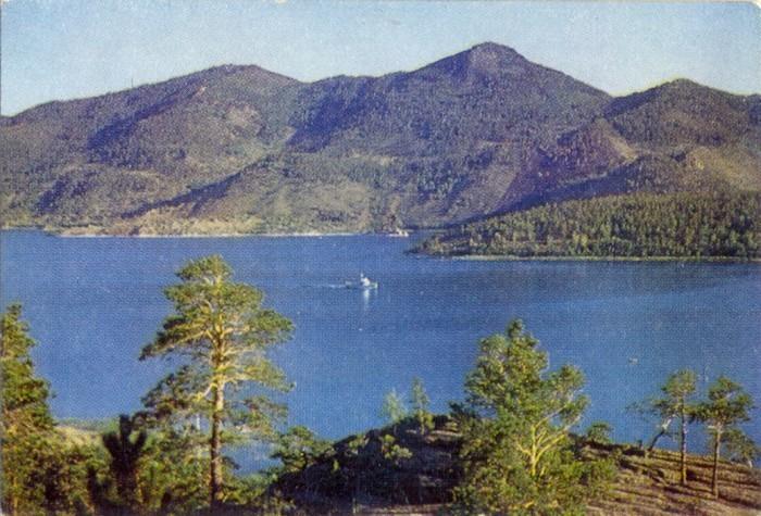Озеро Жасыбай
