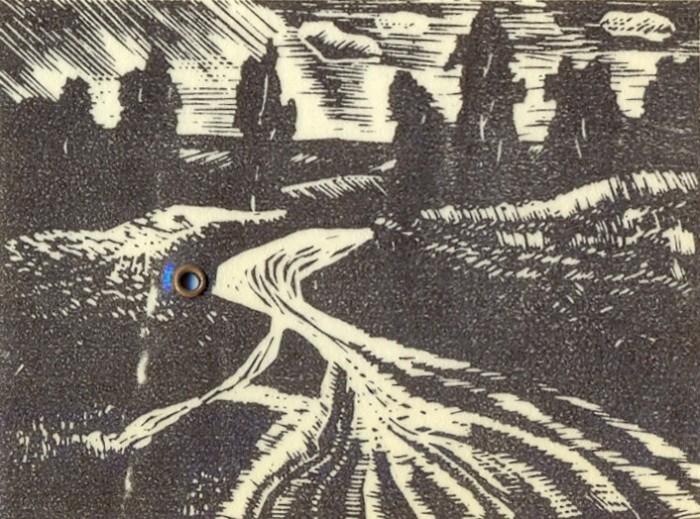 Дорога в Михайловское