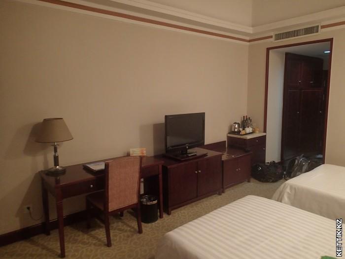 Отель Сиюй