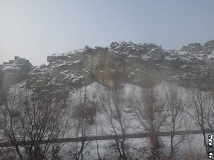 Дорога на Тяньчи