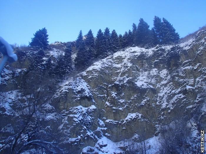 Горы Тяньчи