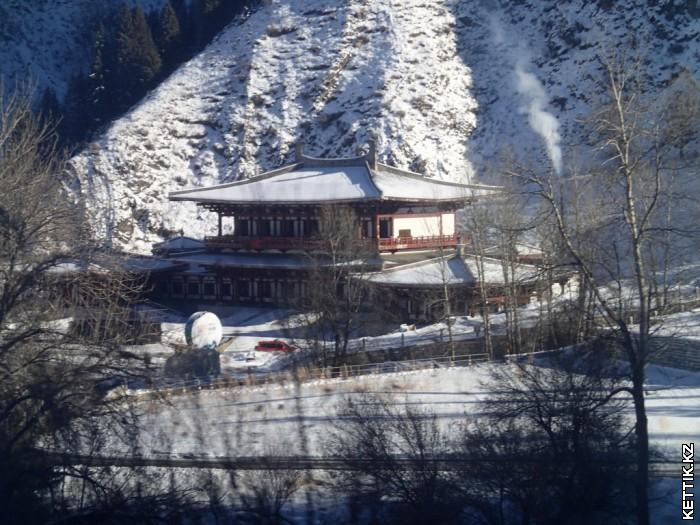 Китайское здание