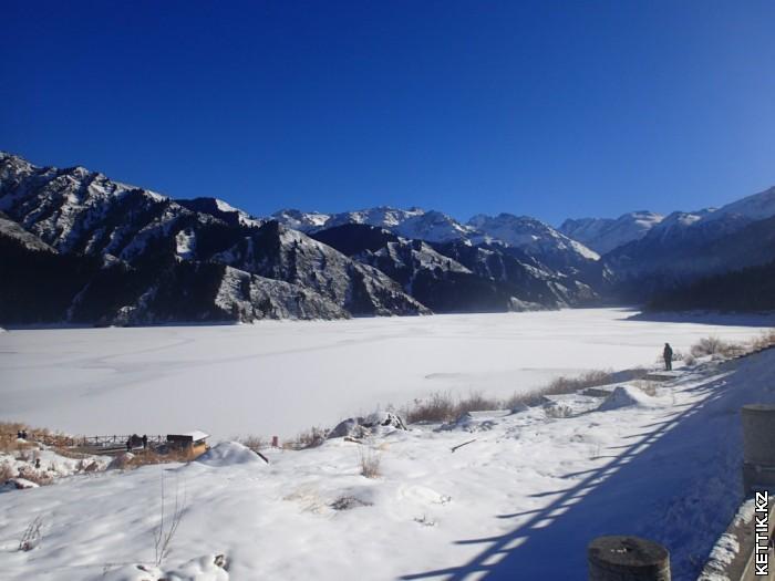 Озеро Тяньчи