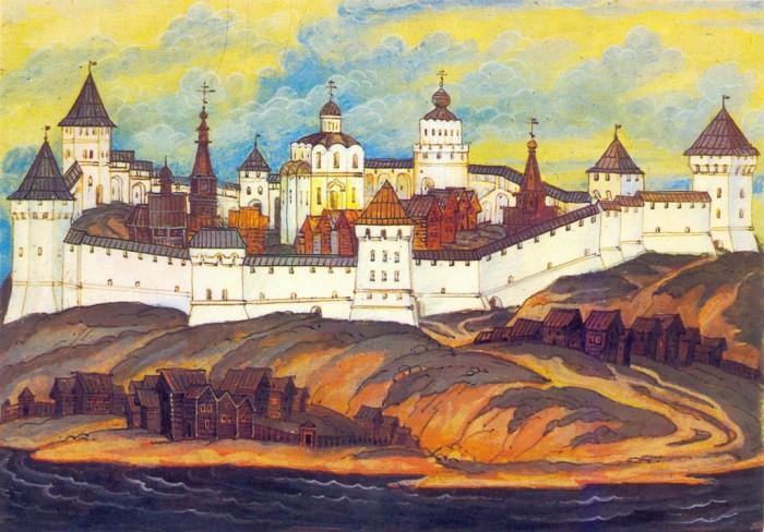 Крепость Можайск
