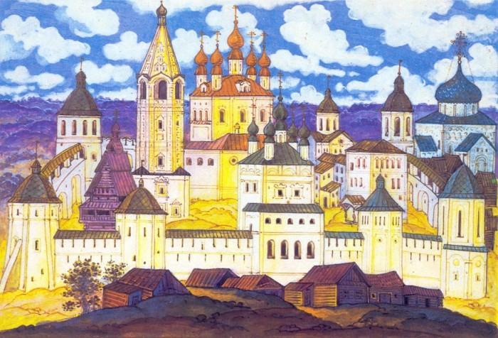 Архангельский Михайлов монастырь