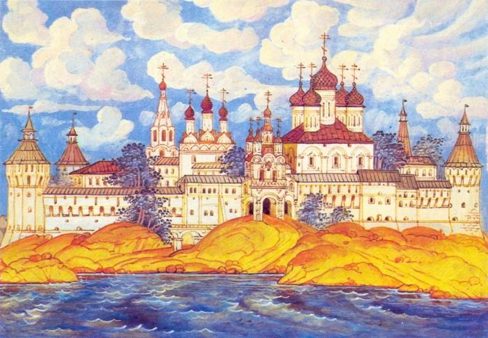 Макариев-Желтоводский монастырь