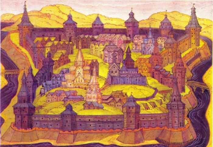 Крепость Суджа