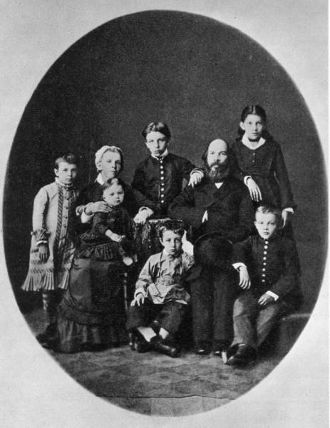 Семья Ленина