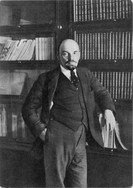 Ленин в Кремле