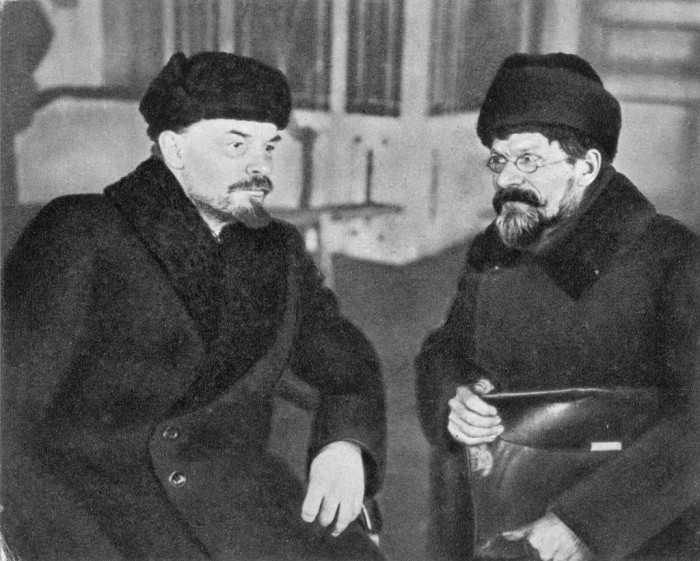 Ленин и Калинин