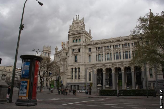 Ратуша Мадрида