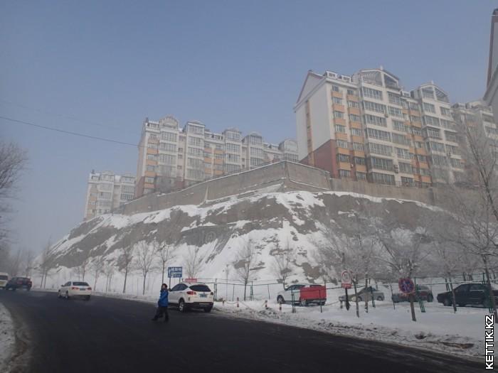 Жилые многоэтажки