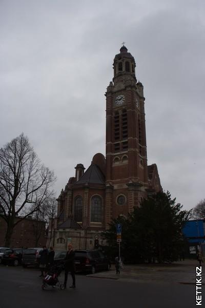 Башня церковь св. Йоханнеса