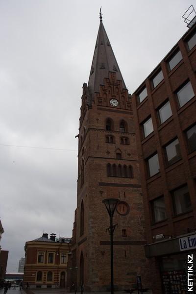 Башня церкви св. Петра