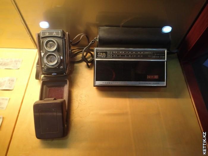 Приемник и камера