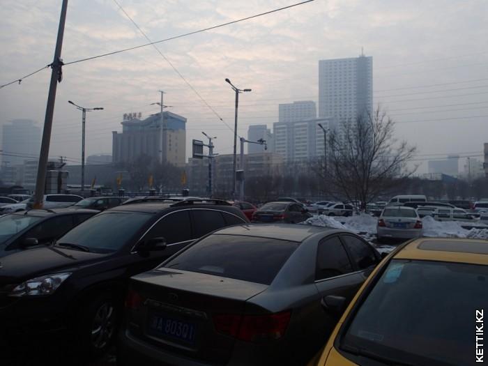 Машины в Китае