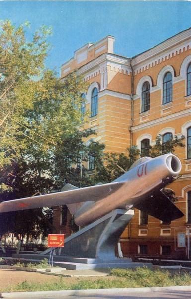 Самолет Гагарина